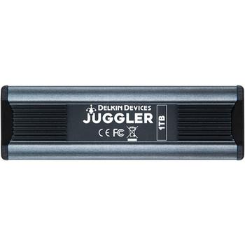 Delkin Devices DJUGBM1TB 1TB Juggler USB 3.2 Gen 2 Type-C Cinema SSD
