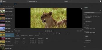 Sony Media Backbone NavigatorX Content Management and Workflow Solution