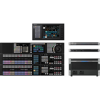 Sony 2 M/E Production Switcher Package