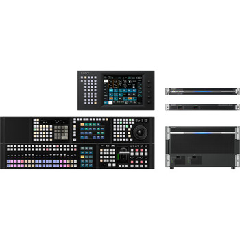 Sony 1 M/E Production Switcher Package