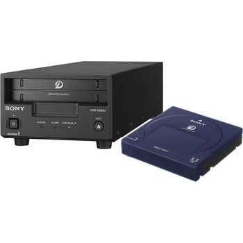 Sony ODS-D380U Optical Disc Archive Gen3 USB 3.2 Desktop Drive