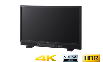 Sony PVM-X3200 32-inch 4K HDR TRIMASTER high grade picture monitor