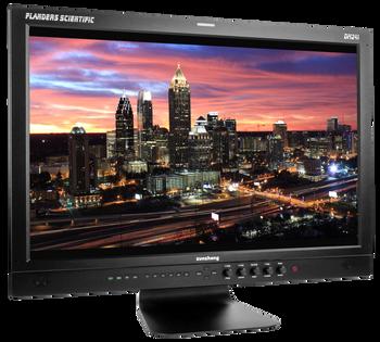 "Flander Scientific Inc. DM241 Full 12-bit Video Processing 24"" Wide-Gamut 10-bit LCD Panel"