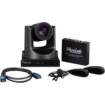 MuxLab MuxStream Multi-Camera Pro Live Streaming Solution with PoE & 30x Zoom