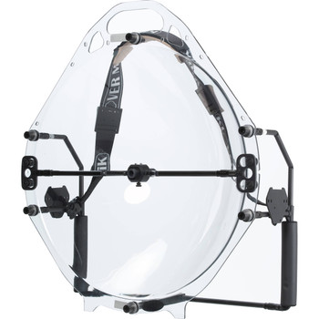Klover MiK 26 Parabolic Collector for Select Omnidirectional & Lavalier Microphones (Standard)