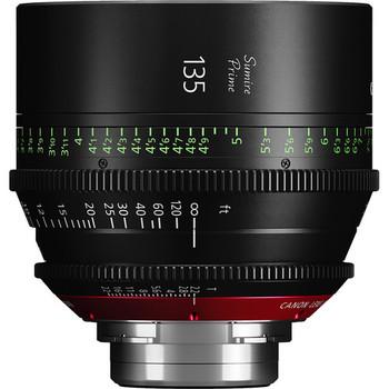 Canon 135mm Sumire Prime T2.2 (PL Mount, Feet)