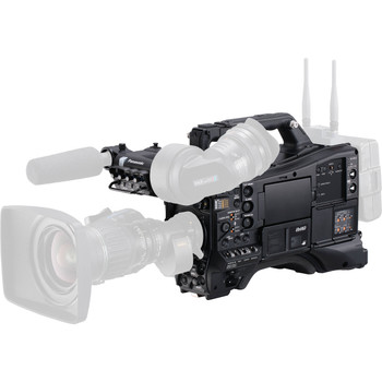 Panasonic P2 HDR AVC-ULTRA Camcorder with RTSP/RTMP Streaming