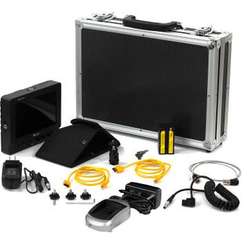 IKAN VXF2-V2 4K HDMI/3G-SDI On-Camera Monitor with Tally Deluxe Kit v2