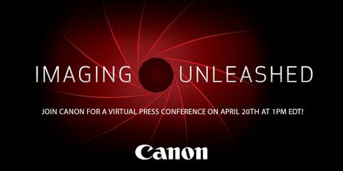 Canon's Virtual Press Conference