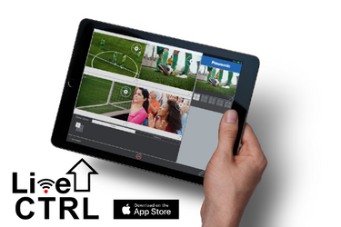 Panasonic Announces Availability of LiveCTRL iPad Control and Switching Application for Integrated PTZ Cameras