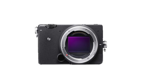 "SIGMA announces the ""SIGMA fp"", the world's smallest and lightest mirrorless digital camera* with a full-frame image sensor"