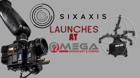 Six Axis Launch at Omega!