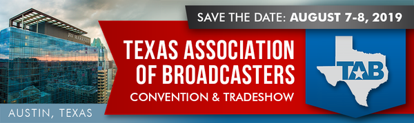 Texas Association of Broadcasters 66th Annual Convention & Trade Show