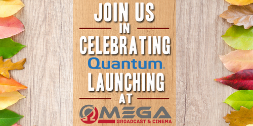 Quantum and Omega Partnership Kickoff Event