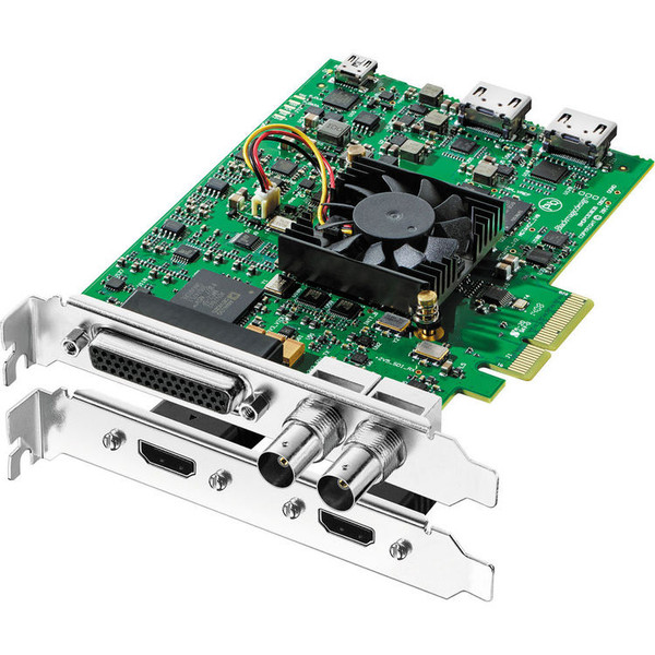 Blackmagic Design BDLKSTUDIO4K DeckLink Studio 4K Capture & Playback Card