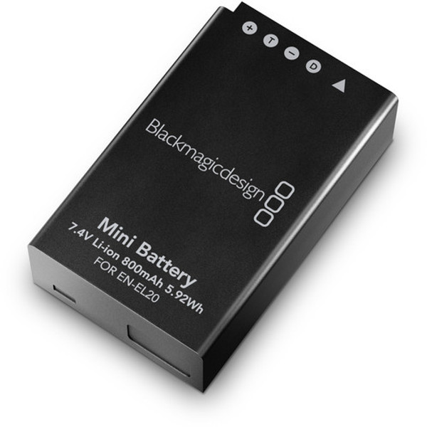 Blackmagic Design BMPCCASSBATT Pocket Cinema Camera Battery