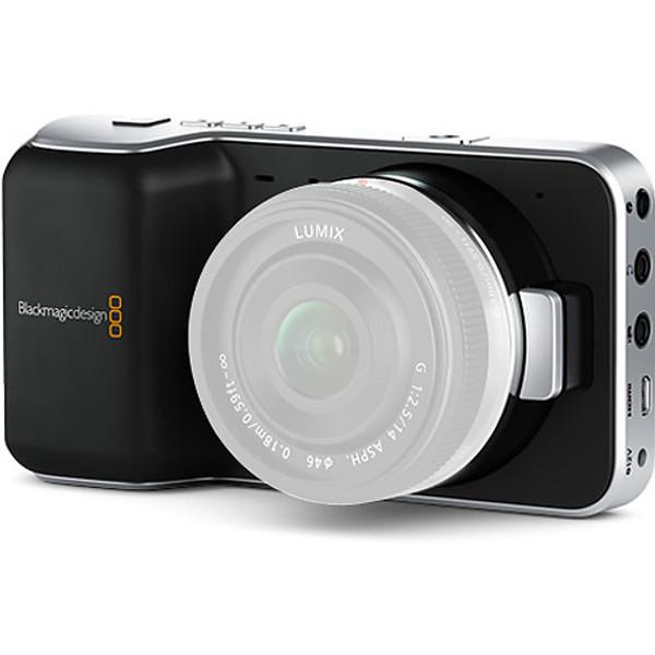Blackmagic Design CINECAMPOCHDMFT Pocket Cinema Camera