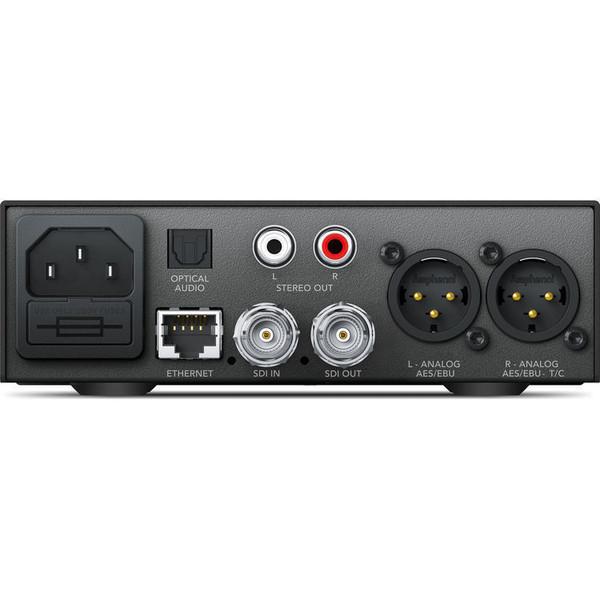 Blackmagic Design CONVNTRM/CA/SDIAU Teranex Mini SDI to Audio 12G Converter