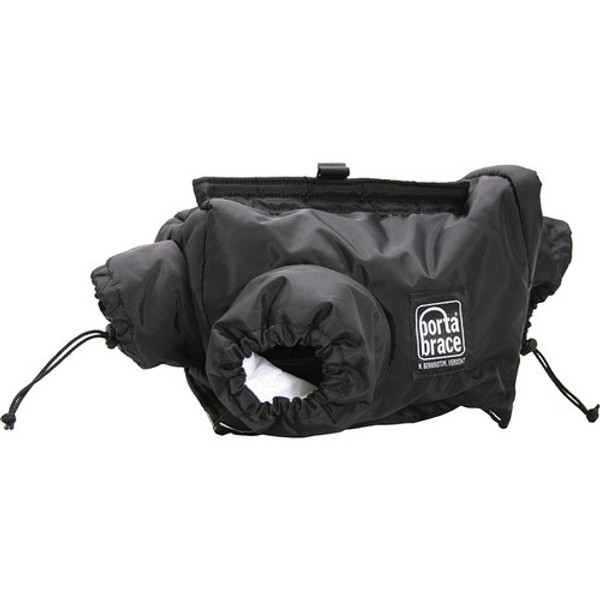 Portabrace POL-DSLR2 Polar Bear Insulated Camera Case (Black)