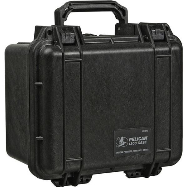 Pelican 1300 Case without Foam (Black)