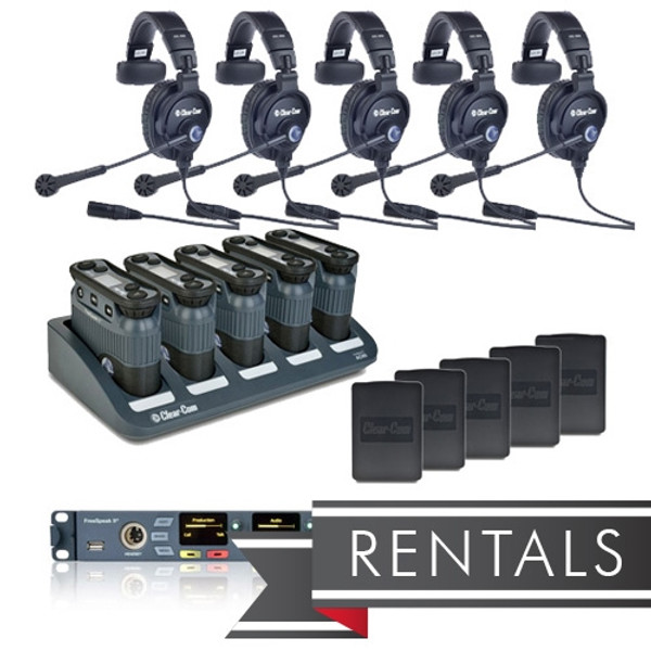Clear-Com FreeSpeak II Base II Wireless Kits