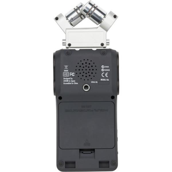 Zoom H6 Handy w/ Zoom EXH-6