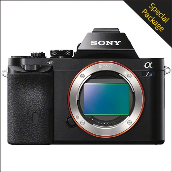 Sony Alpha a7S Pro Package