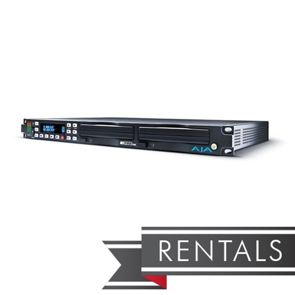 AJA Ki Pro Rack File-Based Video Recorder