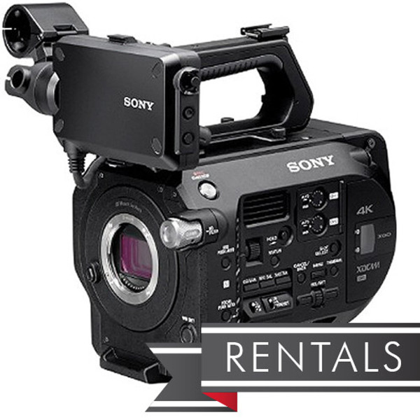 Sony PXW-FS7 PRO Package