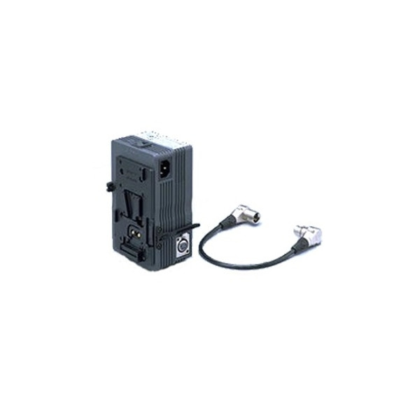 Sony AC-DN2B AC Power Supply and Battery Charger for V-Mount Equipment, includes 4-Pin XLR Connector
