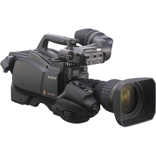 BSTOCK Sony HSC-100R Digital Triax Broadcast Camera (No lens)