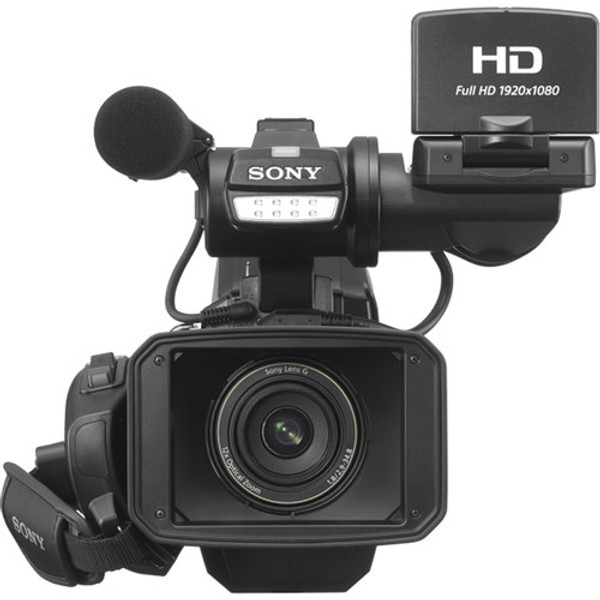 "Sony HXR-MC2500 1/4"" EXMOR Shoulder Mount AVCHD Camcorder"