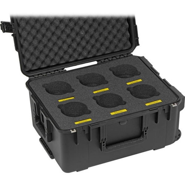 Sony LC-PK6CZ 6-in-1 PL Mount Lens Case for CineAlta Lenses