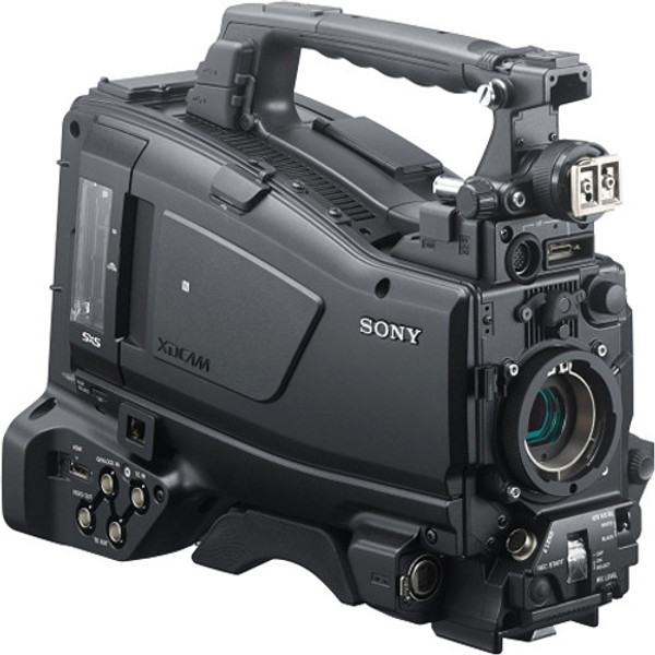 Sony PXW-X400KC 20x Manual Focus Zoom Lens Camcorder Kit