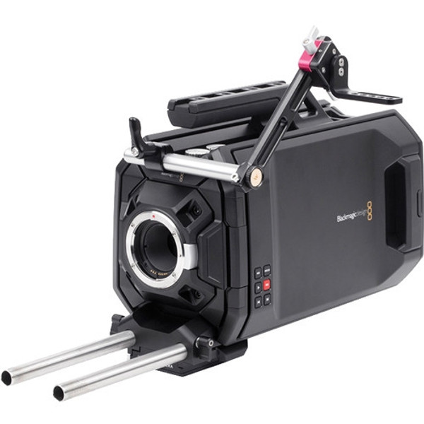 Wooden Camera 194900 Blackmagic URSA Advanced Accessory Kit with 15mm Rods