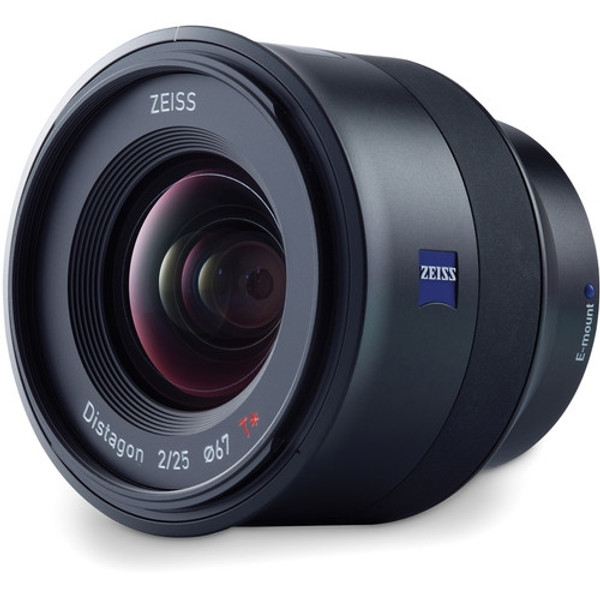 Zeiss 2103-750 Batis 25mm f/2 Lens for Sony E Mount