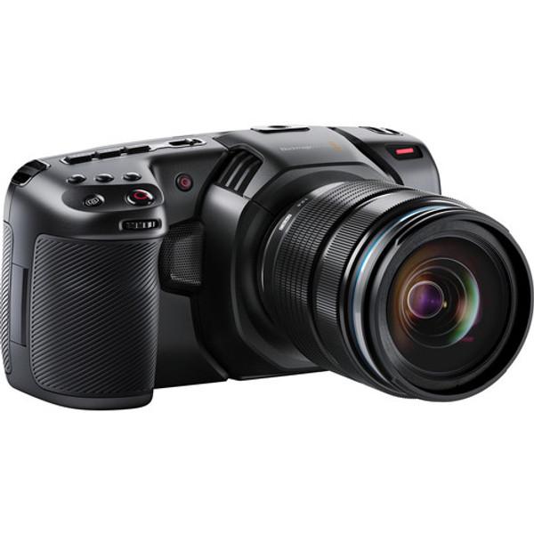 Blackmagic Design CINECAMPOCHDMFT4K Pocket Cinema Camera 4K