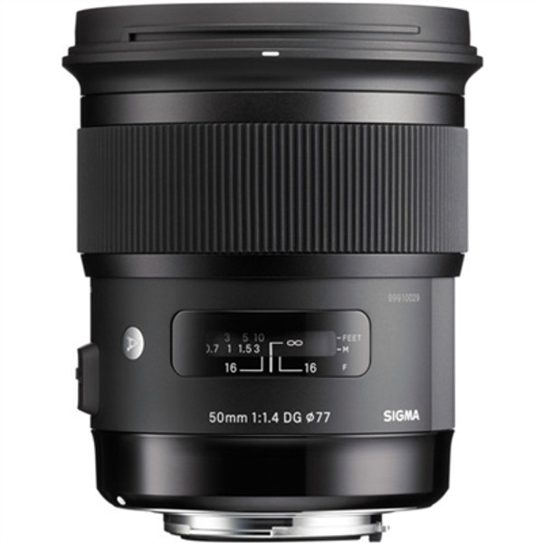 SIGMA 311205 50MM F/1.4 DG HSM ART LENS FOR SONY A