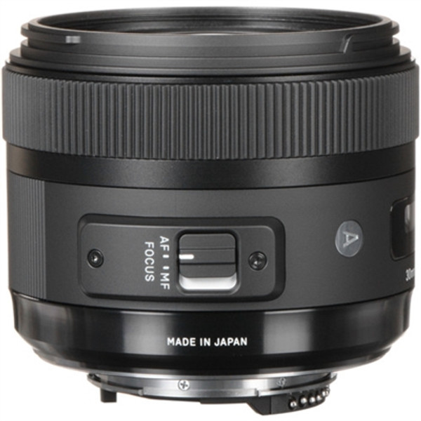 SIGMA 301306 30MM F/1.4 DC HSM ART LENS FOR NIKON