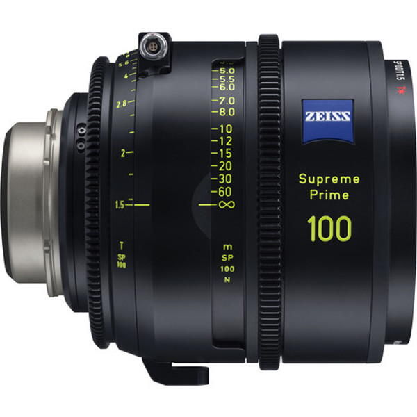 ZEISS Supreme Prime 6 Lens Kit of 25, 29, 35, 50, 85, 100mm (Feet, PL Mount)