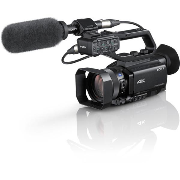 Sony HXR-NX80 Full HD XDCAM Camera with HDR & Fast Hybrid AF
