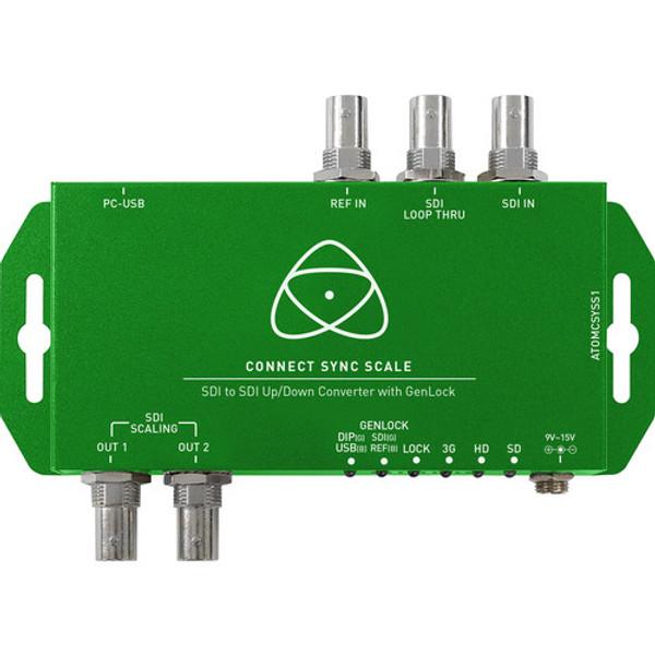 Atomos ATOMCSYSS1 Connect Sync Scale - SDI to SDI