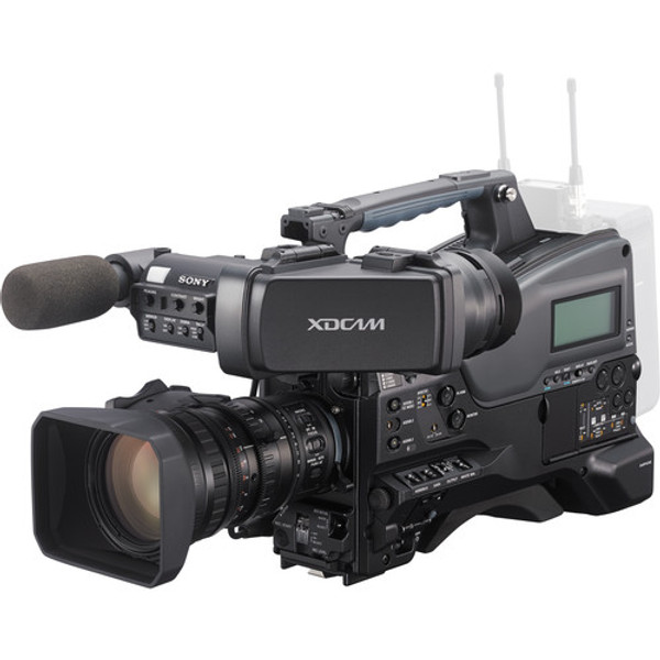 Sony PXW-X320CE XDCAM Solid State Memory Camcorder