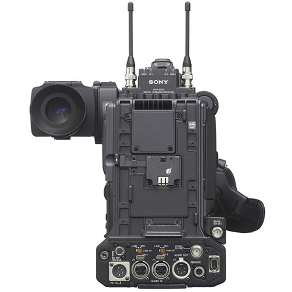 Sony PXW-X320LCE XDCAM Solid State Memory Camcorder with 50-Pin Camera Interface