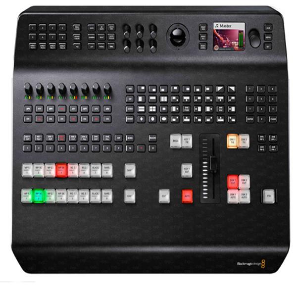 Blackmagic Design SWATEMTVSTU/PROHD ATEM Television Studio Pro HD Switcher
