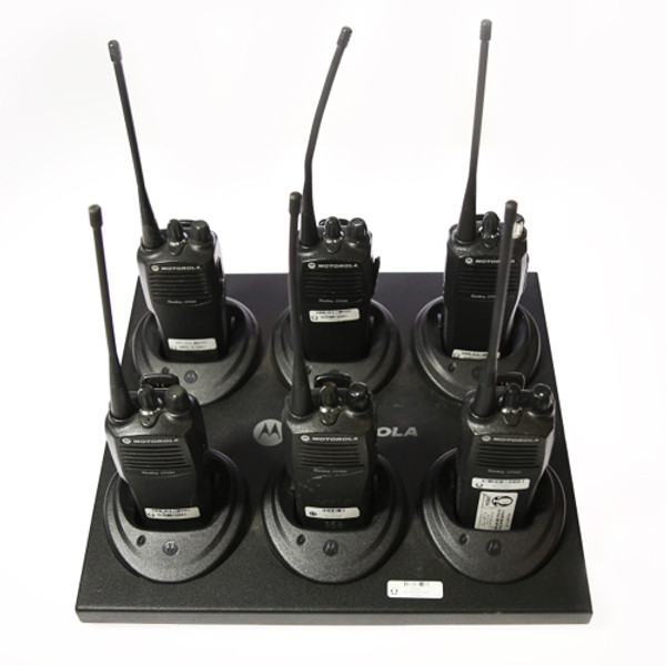 Motorola CP200 Radio Walkie Talkie Kit Rental