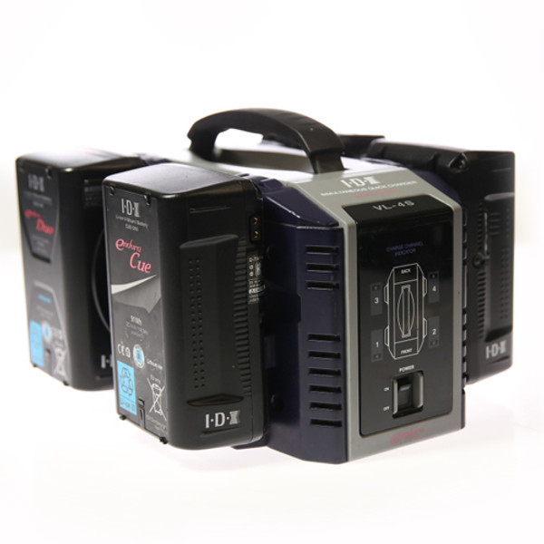 IDX V-Mount Battery Kit