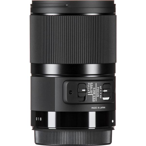 Sigma 70mm f/2.8 DG Macro Art Lens for Sigma SA