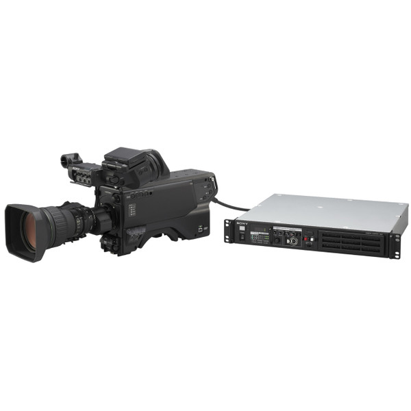 Sony HDCU-3100 SMPTE Fiber IP-Enabled Camera Control Unit for HDC-3x00 Series Cameras