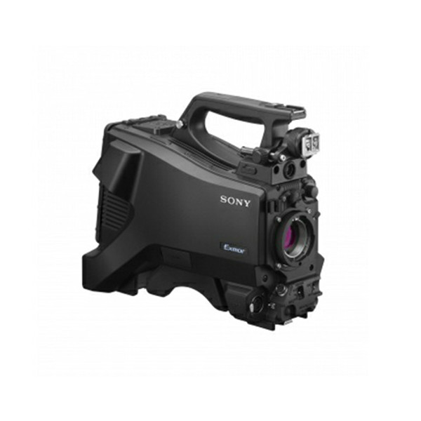 Sony HXC-FB80KL 1080/60P HD Studio HDR Camera with ENG VF, Mic and Canon KJ20X Lens, Lemo 304M Fiber Connector
